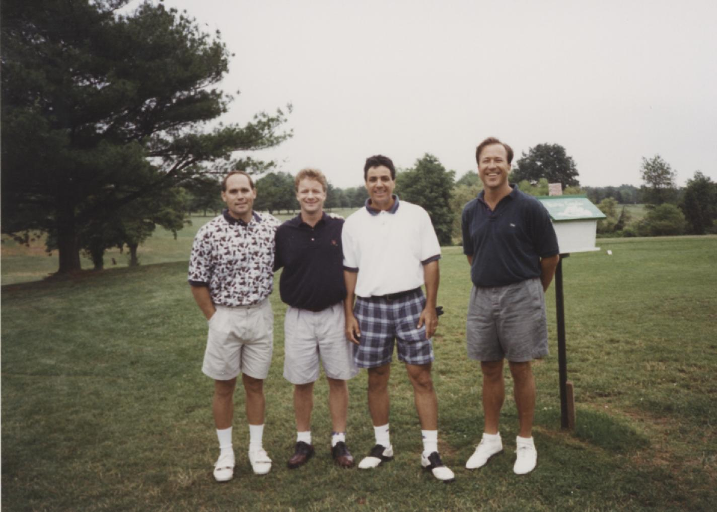 Dlk Mgt 1995 David L Kaltman Memorial Golf Tournament